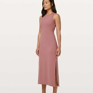 Lululemon Get Going Midi Dress